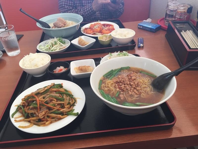 福福 ランチ 定食