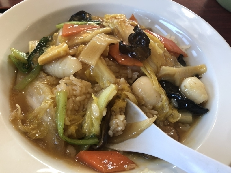 吉祥 台湾料理 中華飯