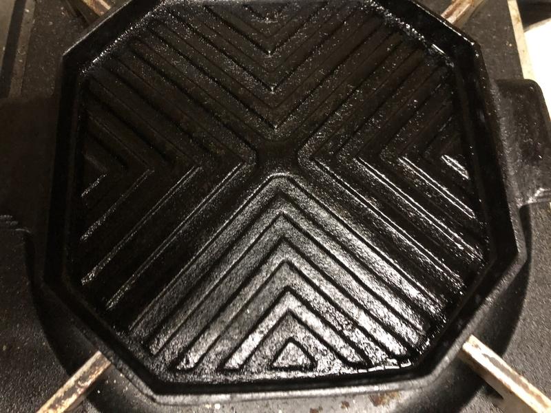 イシガキの鉄板