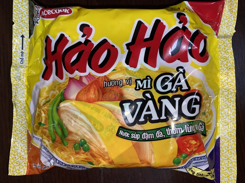 ベトナムのインスタント麺