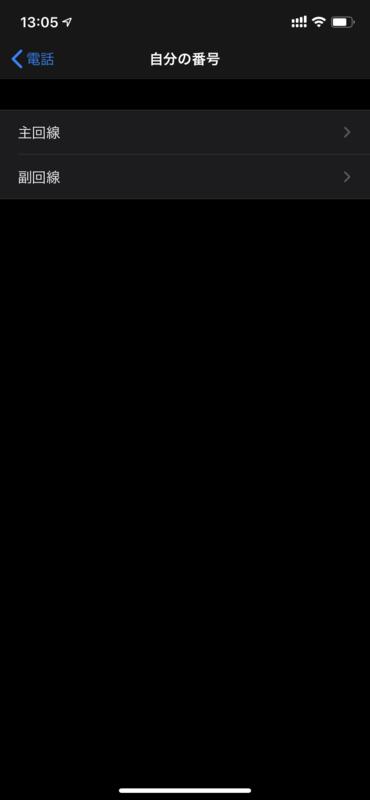 香港版のiphone
