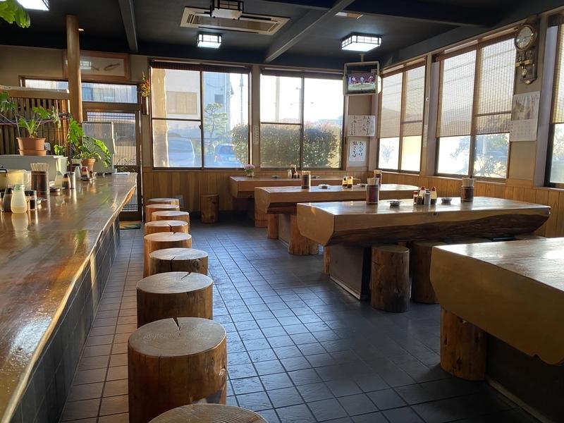 山梨県のぼんち食堂