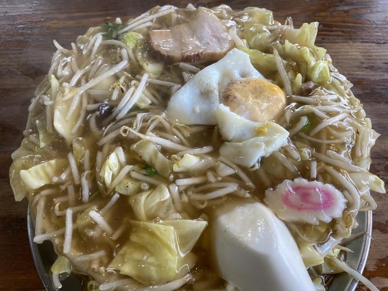 ぼんち食堂の中華丼
