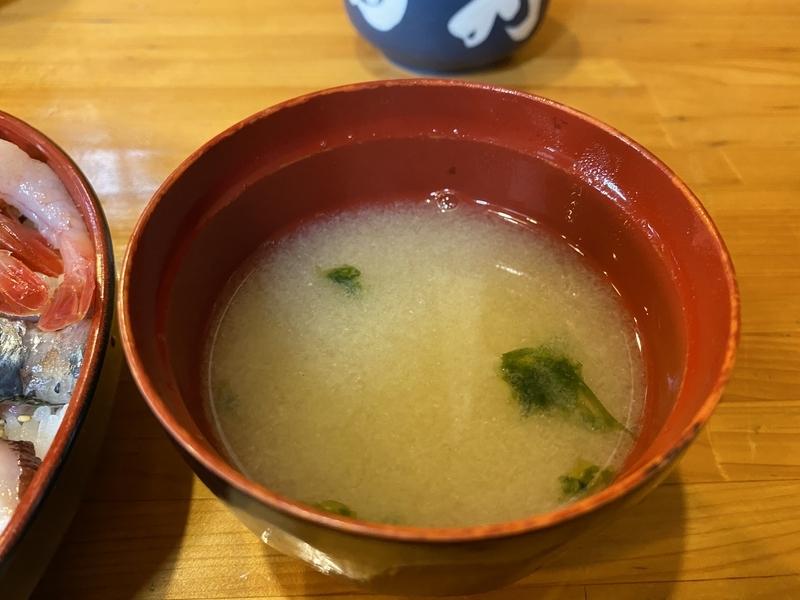菊寿司の海鮮丼