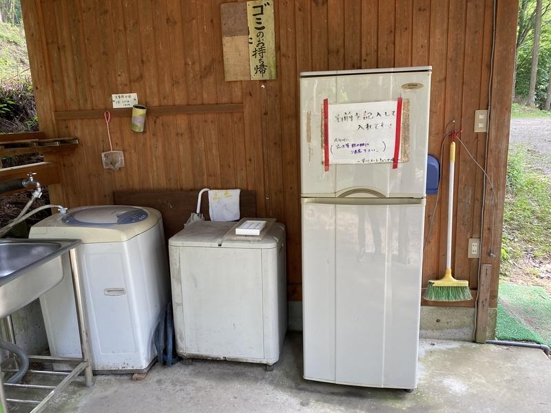 芦川オートキャンプ場