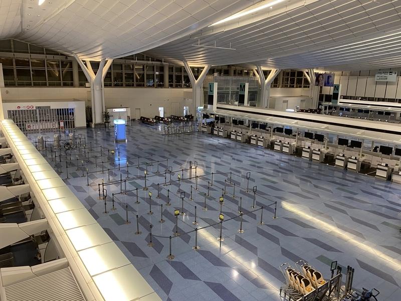 T3ターミナル