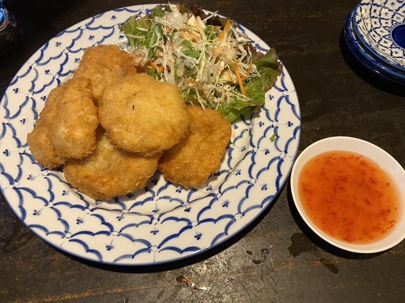 タイ料理トッマンクン