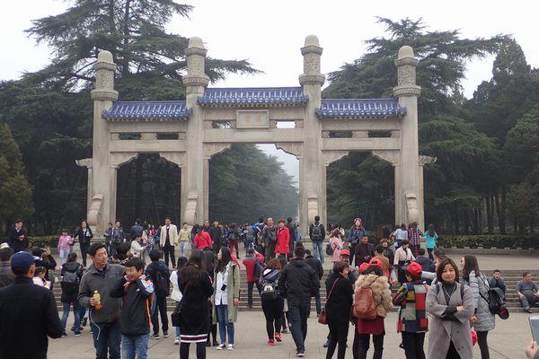 南京 中山陵