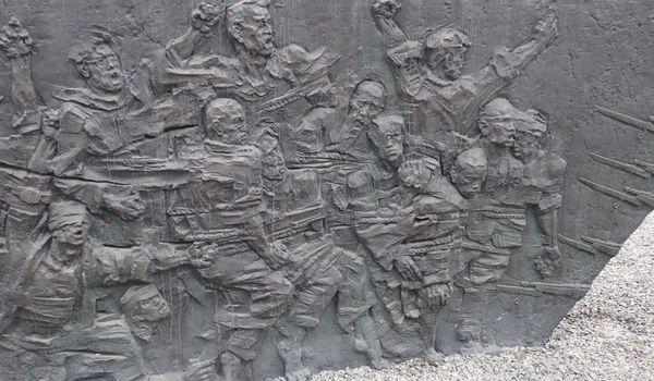 南京大虐殺