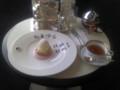 ももねこ様ケーキ@観音崎京急ホテル #tamayura