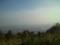 ヤビツ峠から秦野方面を望む