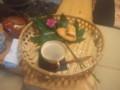 リアルCafeたまゆら・コーヒーとアップルパイのセット