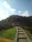 大崎下島・おいらん公園。歴史の見える丘公園はその上…