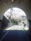 坂本隧道の桜(&myバイク) #桜2012 #tamayura