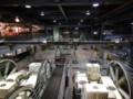 ケーブルカー博物館。市内の全車両をここ一箇所で動かしてます