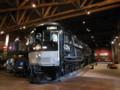 鉄道博物館に展示されてた、最大級の蒸気機関車