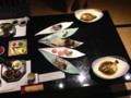 夕飯その1: 刺身(1)