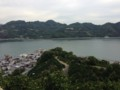 歴史の見える丘公園からの眺望 #tamayura