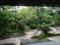 倉敷の旅館の庭園