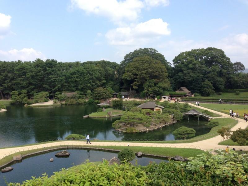 後楽園の景観(2)