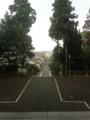 礒宮八幡神社から竹原市街方面
