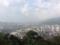 鎮海山から竹原市街方面