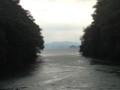 賀茂川河口。各自ぽってとももねこ様を脳内補完 #tamayura