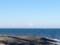 沖ノ島公園から見た富士山