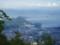 朝日山から竹原市街方面