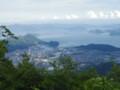 朝日山より(2)
