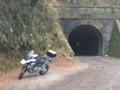 GSたんと旧天城トンネル