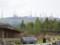 美ヶ原自然保護センターから王ヶ頭を望む