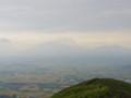 大観峰からの阿蘇中岳