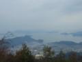朝日山から(1)