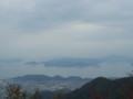 朝日山から(2)