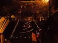 照蓮寺の階段
