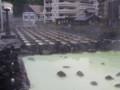 お馴染み草津の湯畑