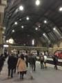 King's Cross駅