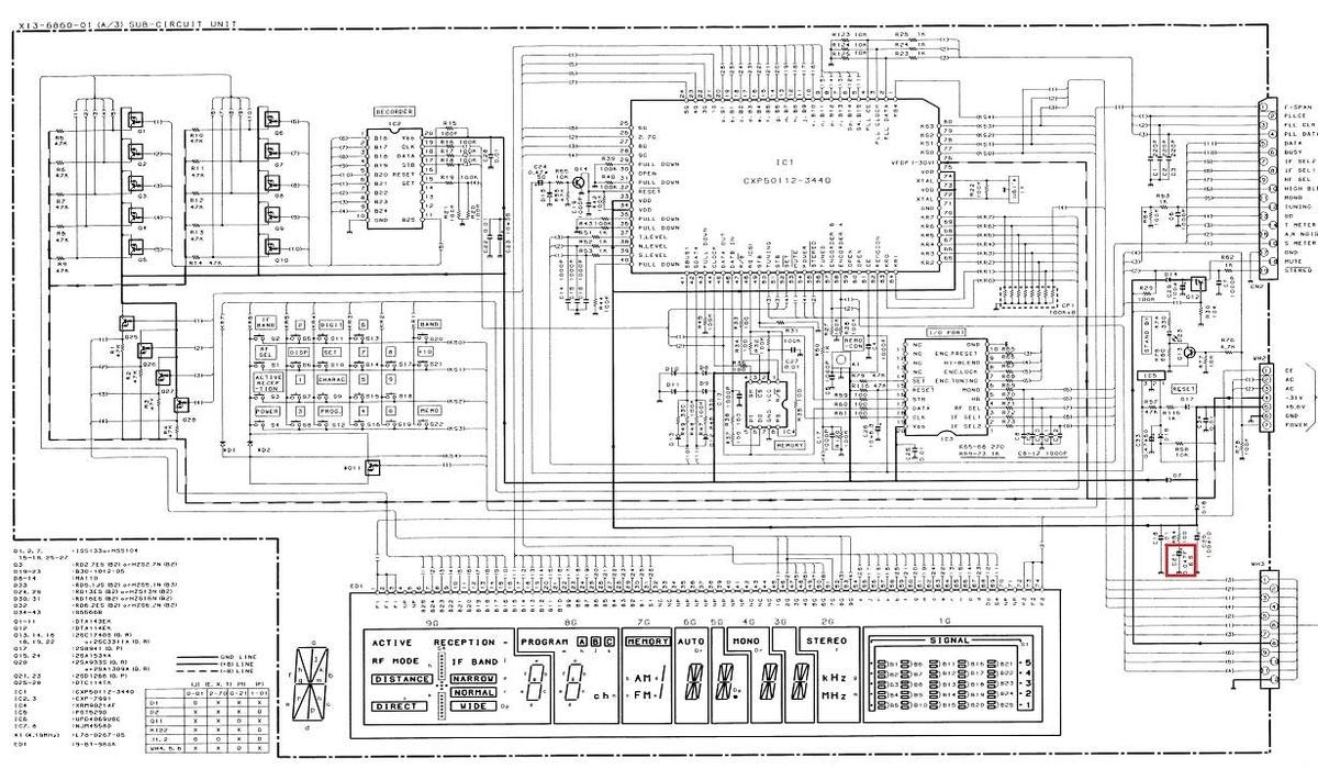KT-6040 回路図