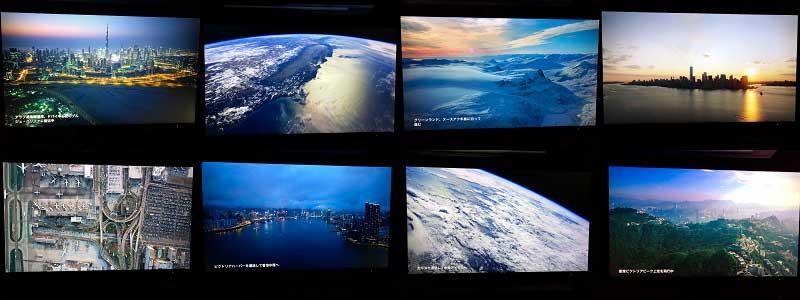 Apple TV 4K スクリーンセーバー