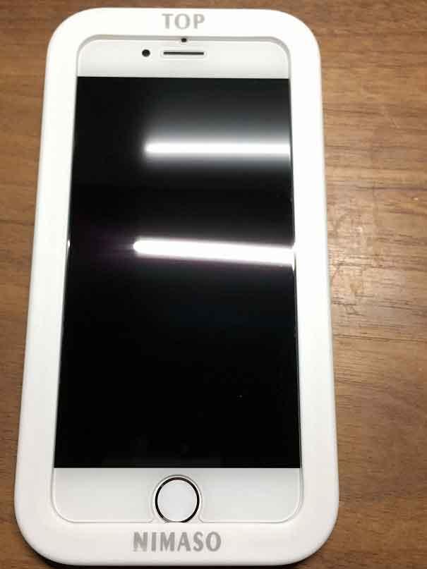 iPhone 8 ガラスフィルム