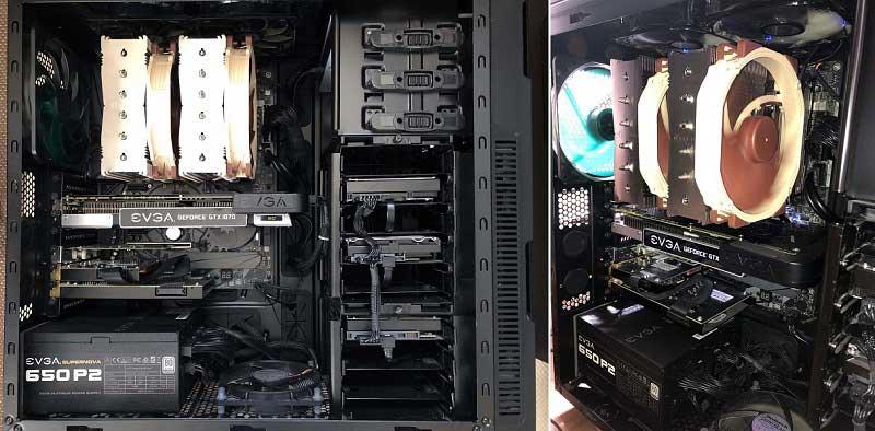 PC組換え