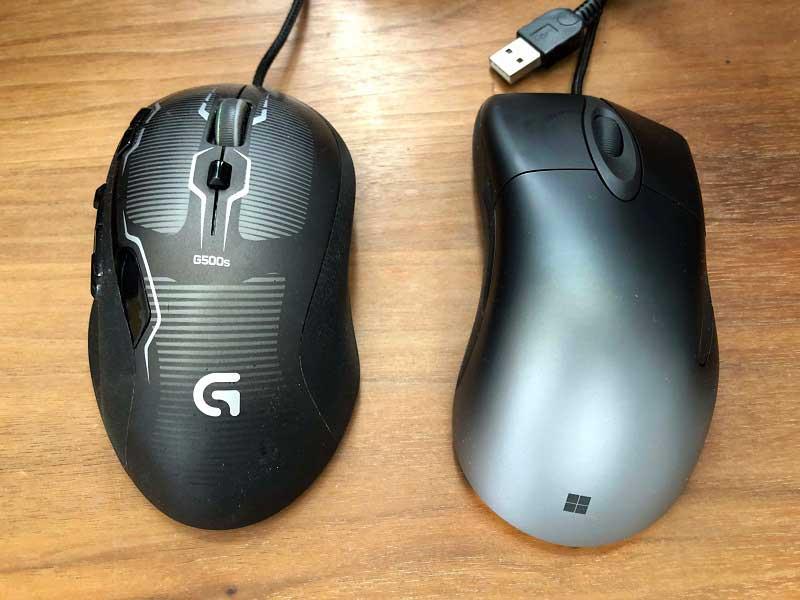 マウス比較