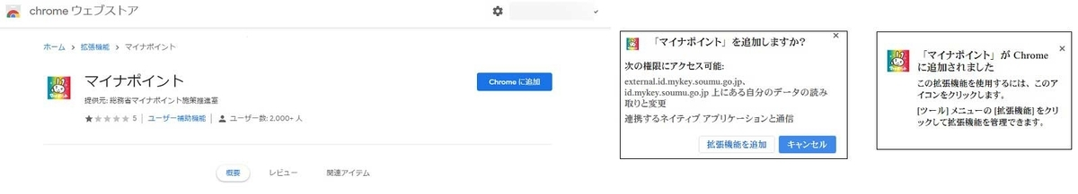 Chrome拡張