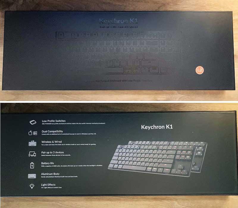 Keychron K1 JIS -1