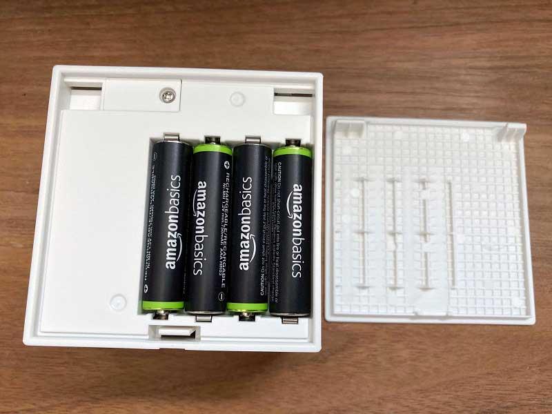 TEPRA Lite 電池ケース