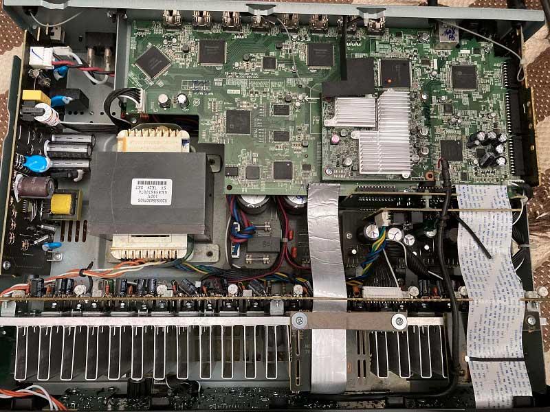 NR1608内部