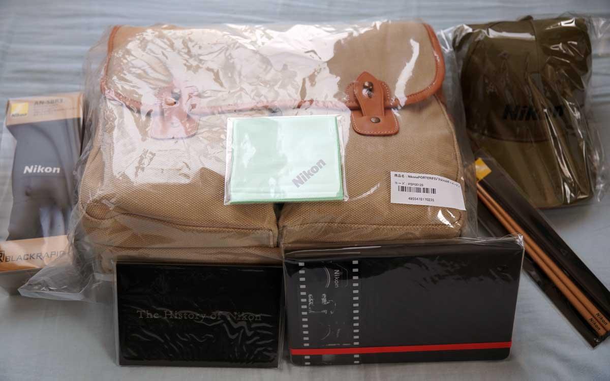 ニコンHappy Bag-2