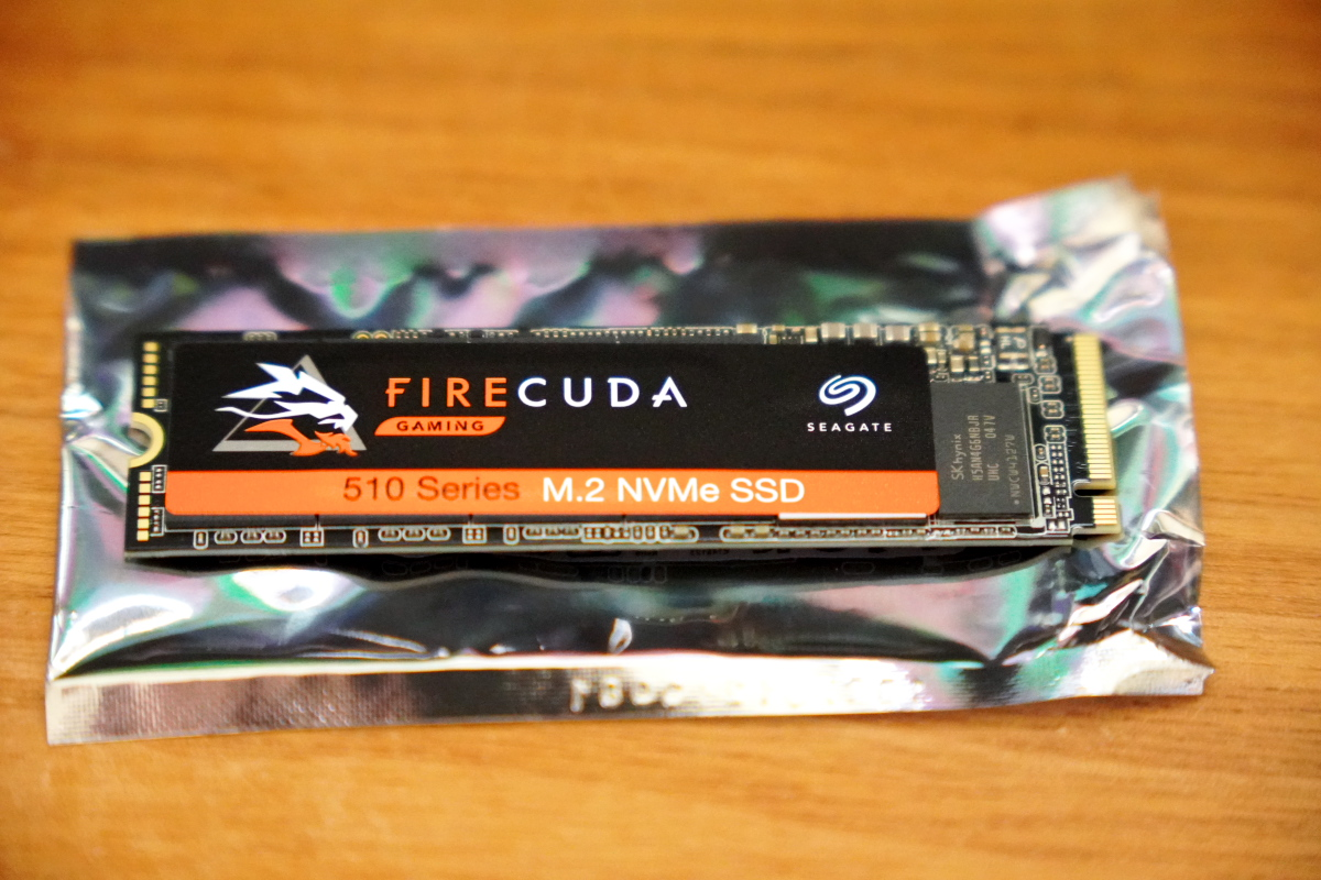 FireCuda 510 SSD 表