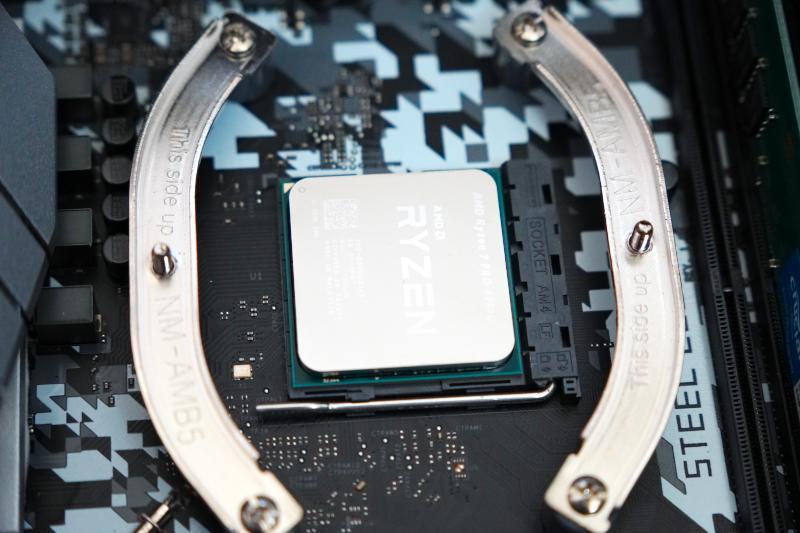 CPU換装1